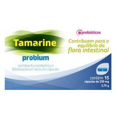 Tamarine Probium 250Mg 15 Cápsulas