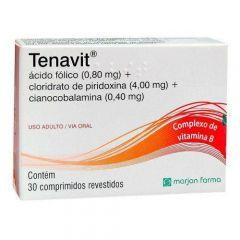 Tenavit com 30 comprimidos revestidos