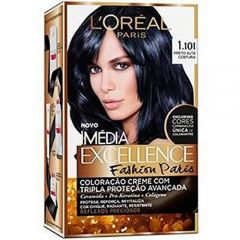 Tintura Imédia Excellence Fashion Paris L'Oréal - Cor: Preto Alta Costura,