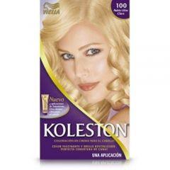 Tintura Koleston 100 Louro Pastel