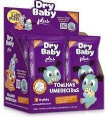 Toalhas Dry Baby Plus /50 Unidades