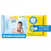 Toalhas Umedecidas Huggies Baby Wipes
