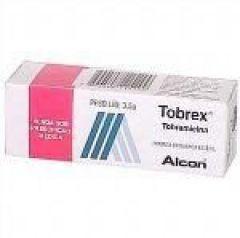 Tobrex 3mg/g Pomada Oftálmica com 3,5g Alcon