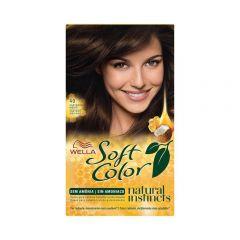 Tonalizante Soft Color - Nº 40 Castanho Médio