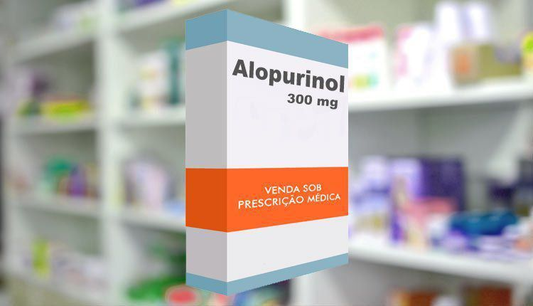 Alopurinol 100mg com 30 comprimidos Prati, Donaduzzi