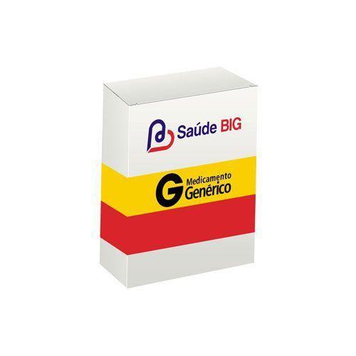 Amilorida + hidroclorotiazida 5 Mg + 50 Mg com 30 Comprimidos