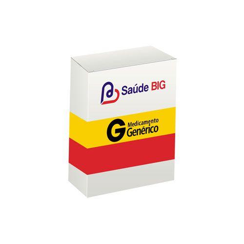 Cloridrato Amilorida + Hidroclorotiazida 2,5/25mg com 30 Comprimidos EMS