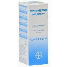 Complexo Vitamínico Protovit Plus gotas Bayer
