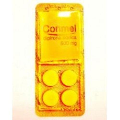 Conmel 500mg Neo Química 4 Comprimidos