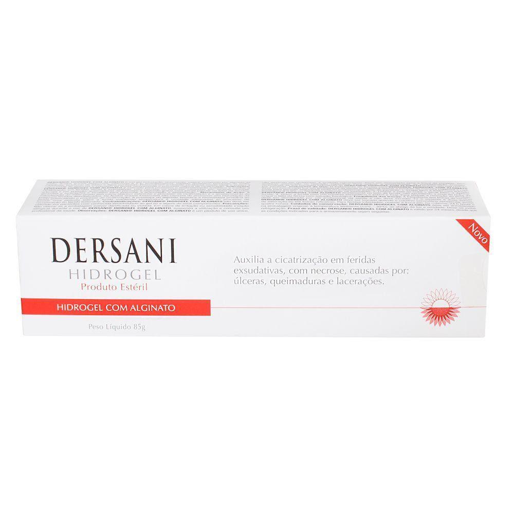 Dersani Hidrogel Gel Hidratante Com Alginato 85g