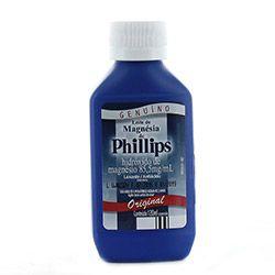 Leite de magnésia Phillips com 120 ml