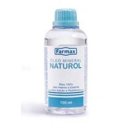 Óeo Mineral Natural Farmax 100ml