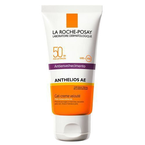 Protetor Solar Anti-idade La Roche-Posay Anthelios AE FPS- 50 /50ml
