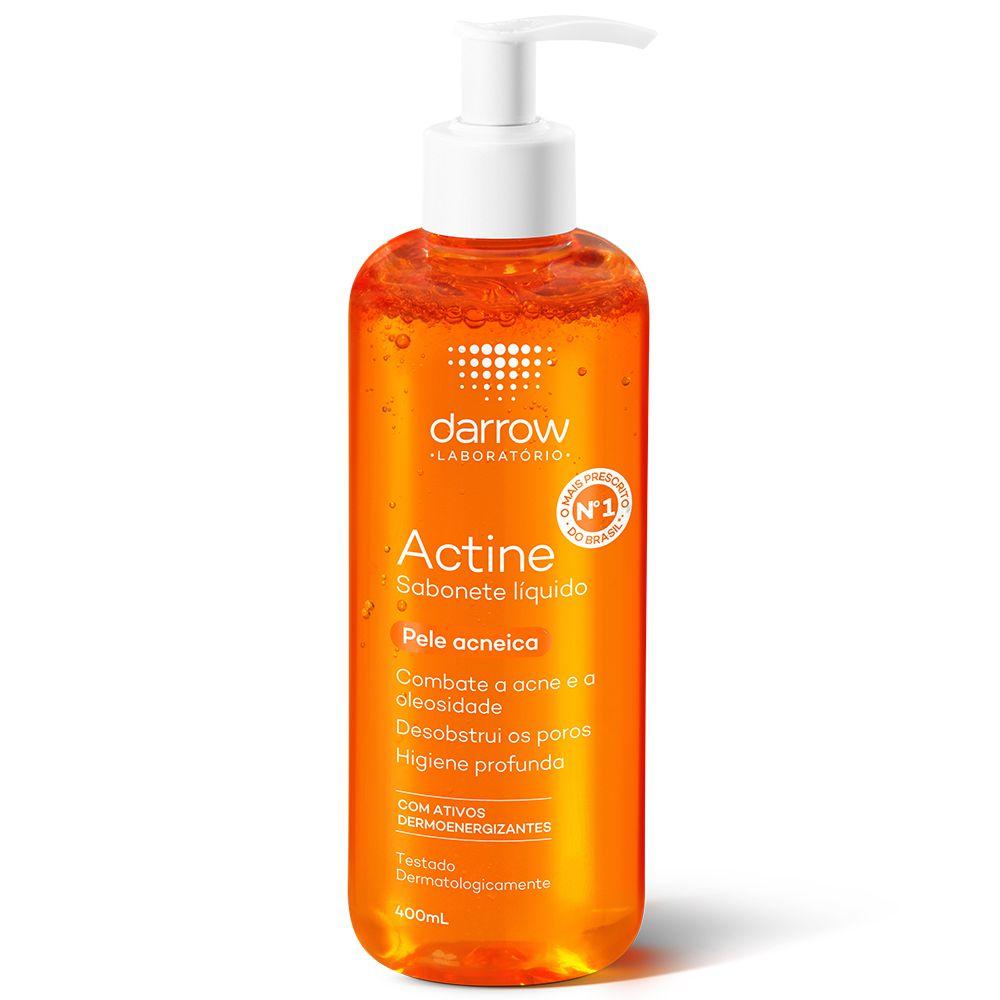 Sabonete Líquido Actine Antiacne 400ml