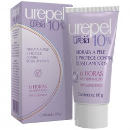 Urepel Uréia 10% Creme 60g