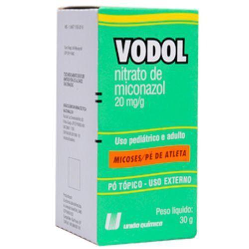 Vodol Pó 20mg/g 30g