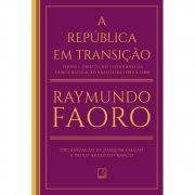 A RepÚblica Em TransiÇÃo: Poder E Direito No Cotidiano Da DemocratizaÇÃo Brasileira (1982 A 1988)