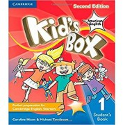 American KIDS BOX 1 - Students Book - 02 ED