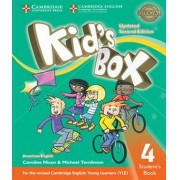 American KIDS BOX 4 - Students Book Updated - 02 ED