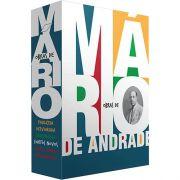 Box Obras de Mario  de Andrade