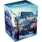 Box Coleção Harry Potter - 7 volumes Lacrado (capa dura)