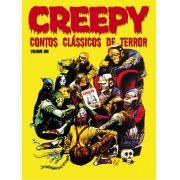 Creepy Vol. 1 Contos Clássicos de Terror - 2a Edição