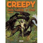 Creepy Vol. 4 Contos Clássicos de Terror (Brochura)