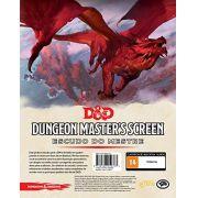 Dungeon Dragons Escudo Mestre E Starter Kit Português Rpg
