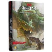 Dungeons & Dragons Starter Set Kit Introdutório Rpg Português
