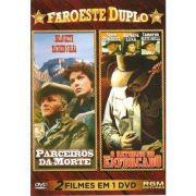 DVD Faroeste Duplo  Parceiros Da Morte (1961) Sam Peckinpah / O Retorno do Enforcado 1974