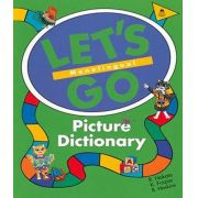 Lets Go Picture Dictionary - Monolingual