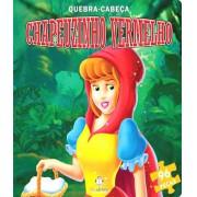 Livro QUEBRA-CABECA Grande - Chapeuzinho Vermelho