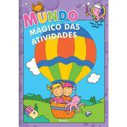 Mundo Magico Das Atividades - Balao - Libris