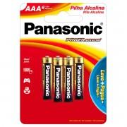 Pilha Alcalina AAA com 6 LR03XAB/6B192