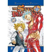 The Seven Deadly Sins - Vol. 12