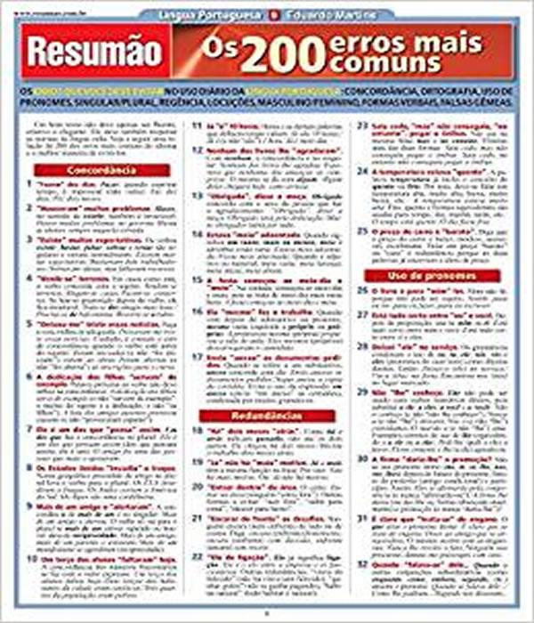 200 ERROS Mais Comuns, os - VOL 09