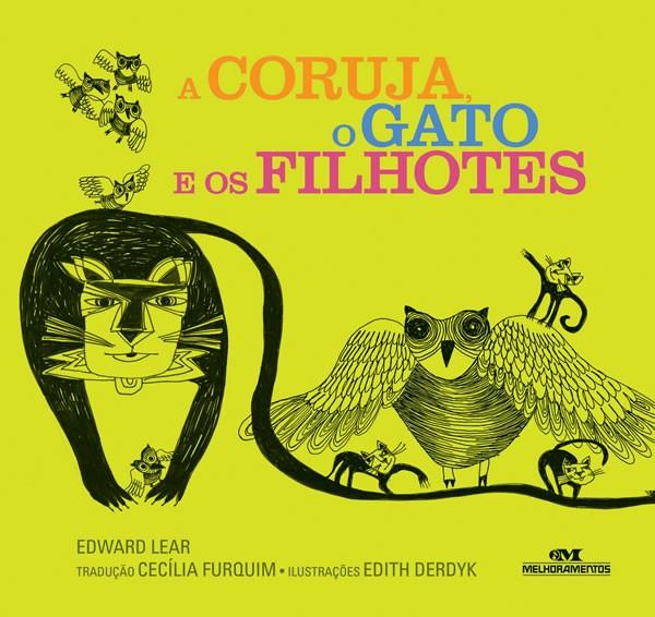 A Coruja, o Gato e os Filhotes