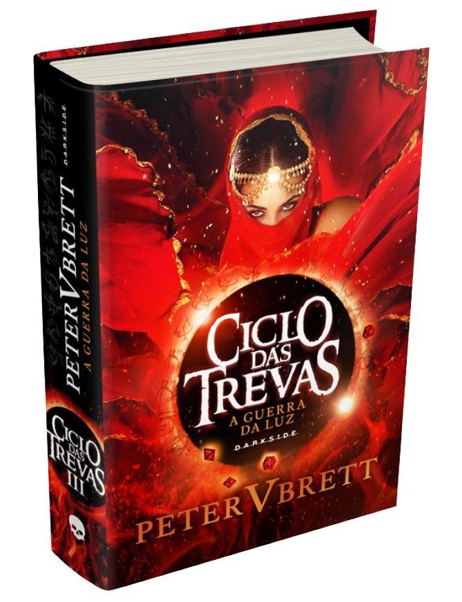 A Guerra Da Luz - Ciclo Das Trevas Vol. 3