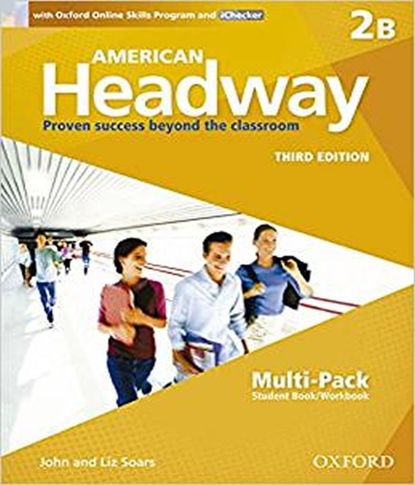 American Headway 2B - Multipack WITH Online SKILLS e Ichecker - 03 ED