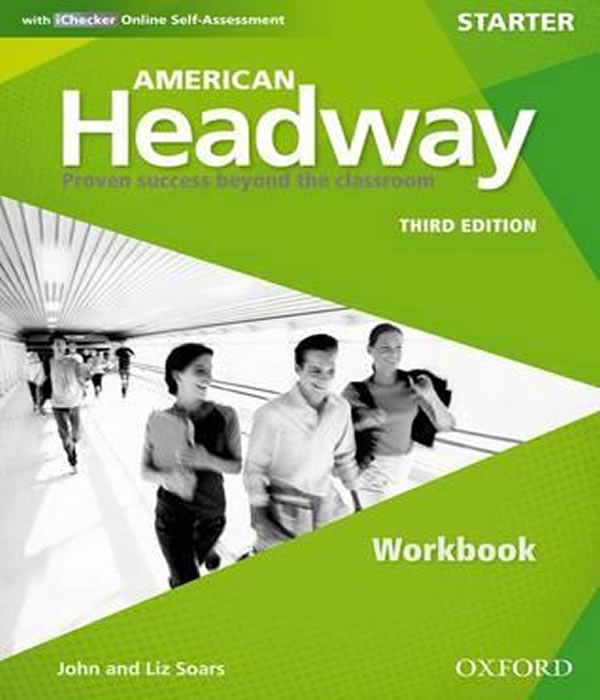 American Headway Starter - Workbook WITH Ichecker - 03 ED