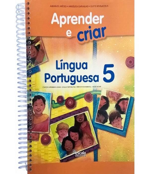 Aprender e Criar - Lingua Portuguesa - 5 ANO - EF I