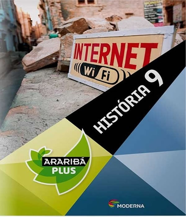 Arariba PLUS - Historia - 9 ANO - EF II - 04 ED