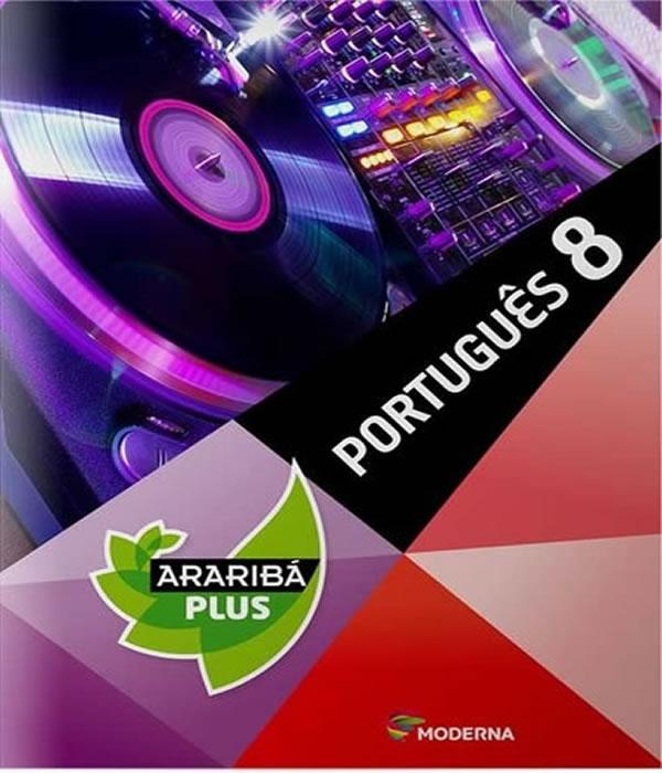 Arariba PLUS - Portugues - 8 ANO - EF II - 4 ED