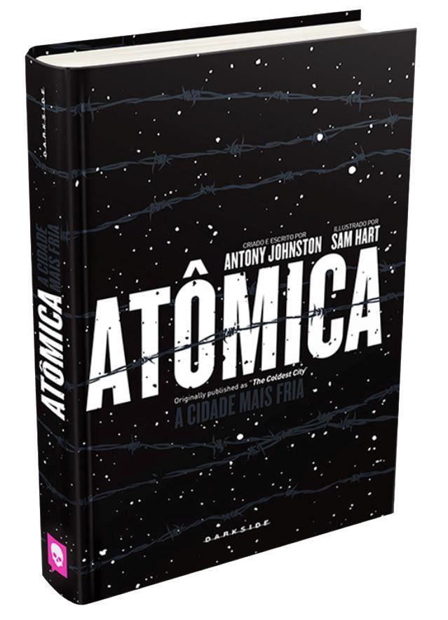 Atomica: a Cidade Mais Fria