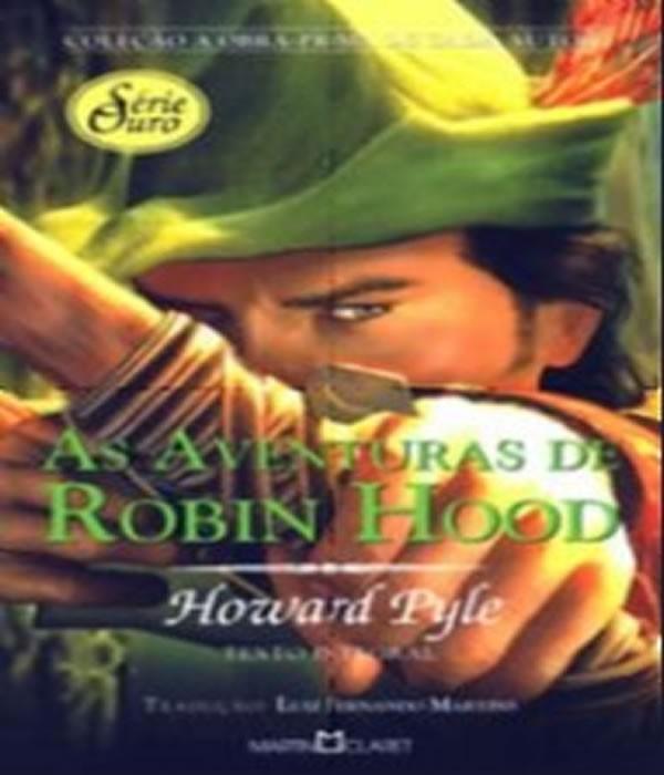 Aventuras de Robin Hood, as (9788572327688)