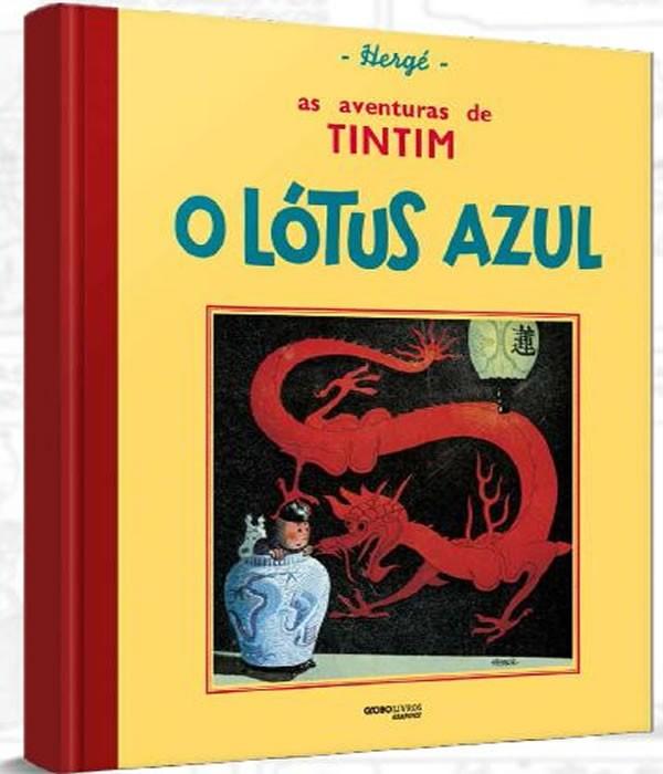 Aventuras De Tintim, As - O Lotus Azul