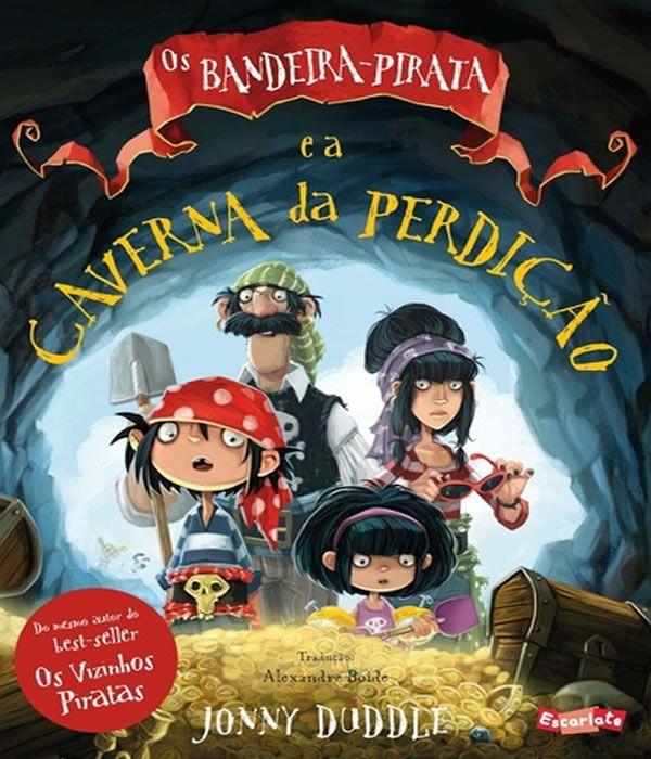 Bandeira-pirata E A Caverna Da Perdicao, Os