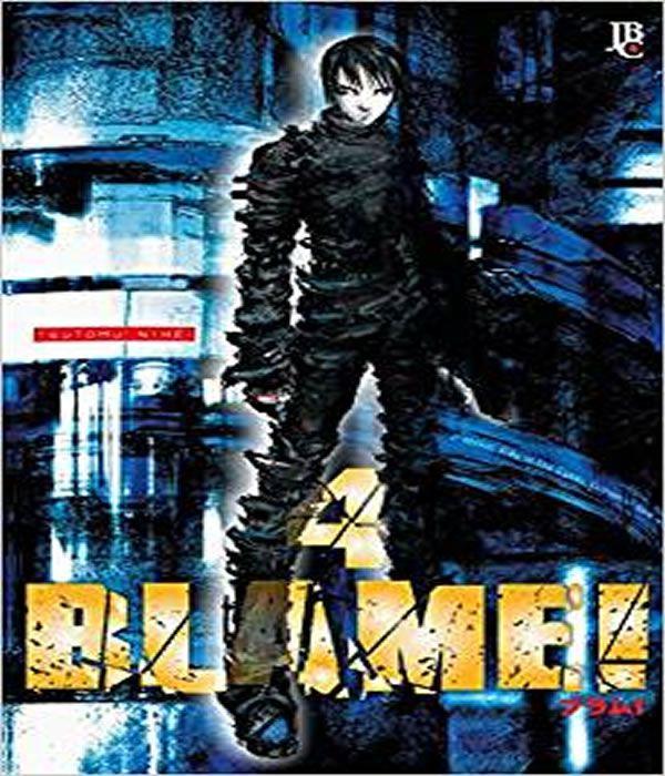 Blame! - Vol. 4