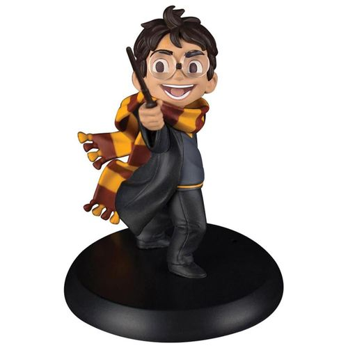 Action Figure Harry  Boneco Potter First Spell Q-Fig Quantum