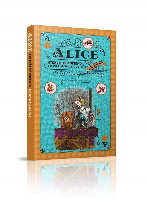 Box Alice No Pais Das Maravilhas 3 Volumes - Pandorga